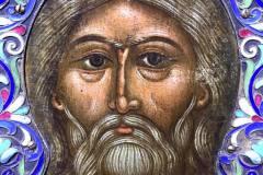 Święty Onufry - renowacja