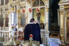 Ikona Świętego Onufrego