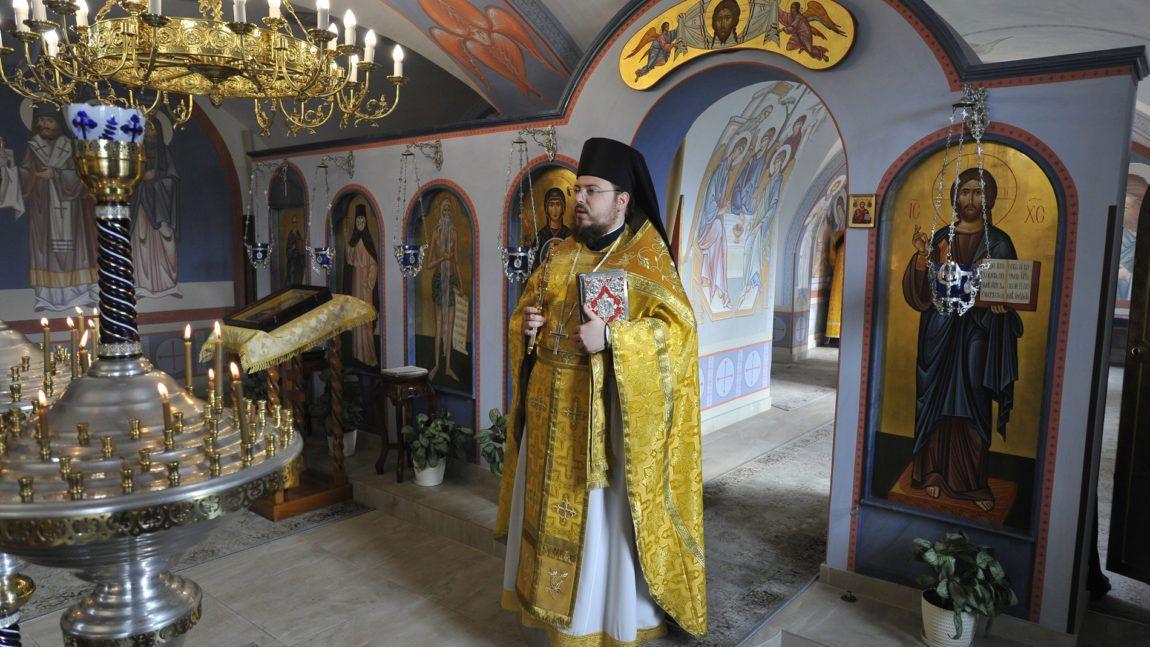 Nowy namiestnik Monasteru Świętego Onufrego Wielkiego w Jabłecznej