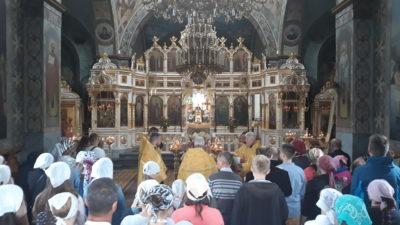 XXVII Piesza pielgrzymka z Monasteru w Jabłecznej na Świętą Górę Grabarkę.