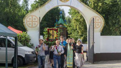 Świętego Onufrego w Jabłecznej