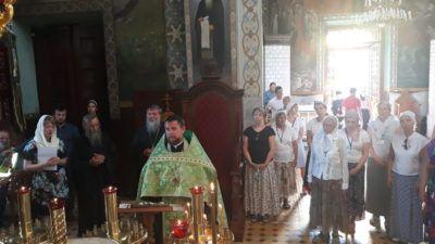 Do Monasteru w Jabłecznej przyszła XXVIII piesza pielgrzymka